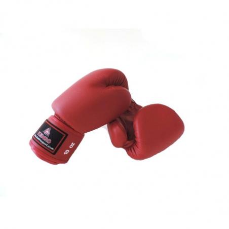 Боксерские перчатки (кож.зам)