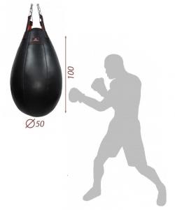 Груша боксерская L (кожа)