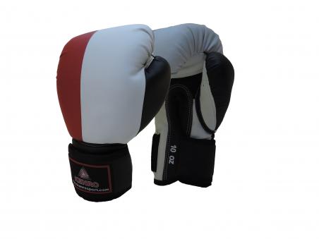 Боксерские перчатки (кож. зам.)
